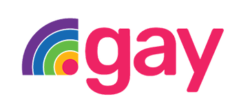 gay domain logo